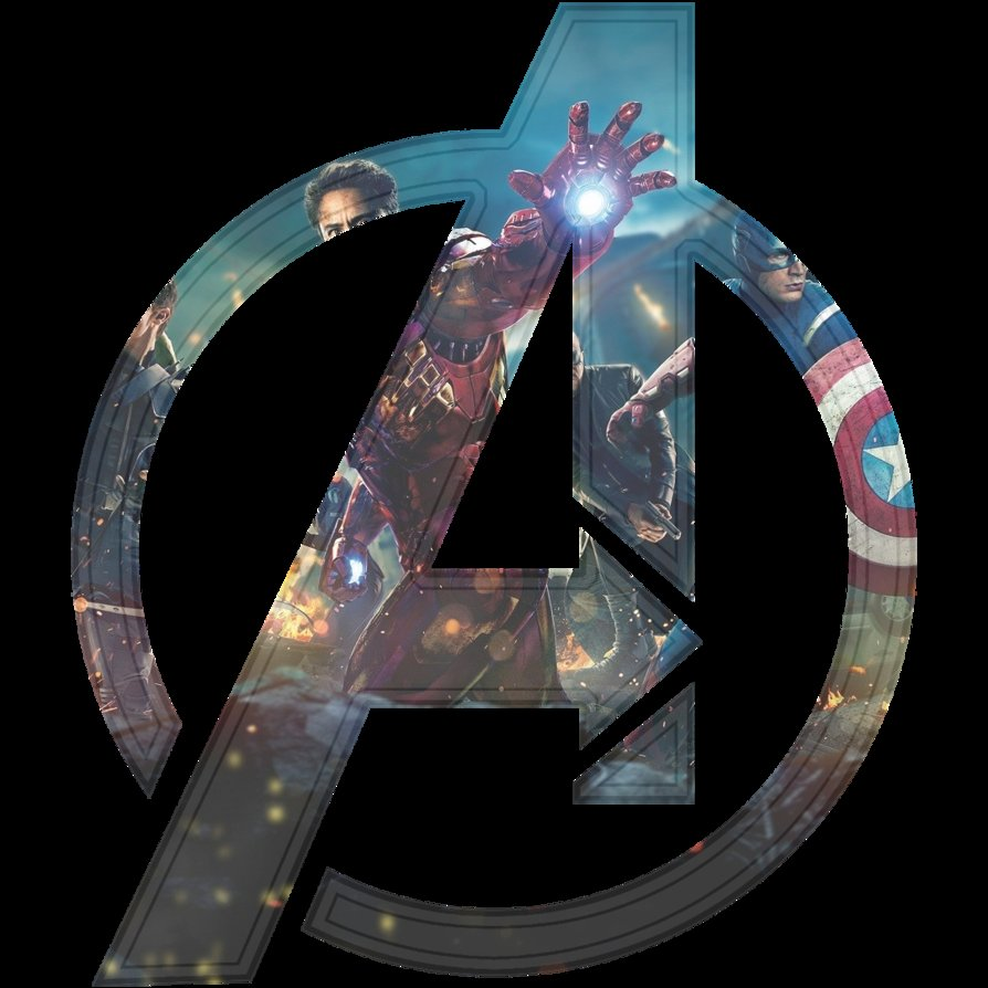 Transparent Avengers Icon