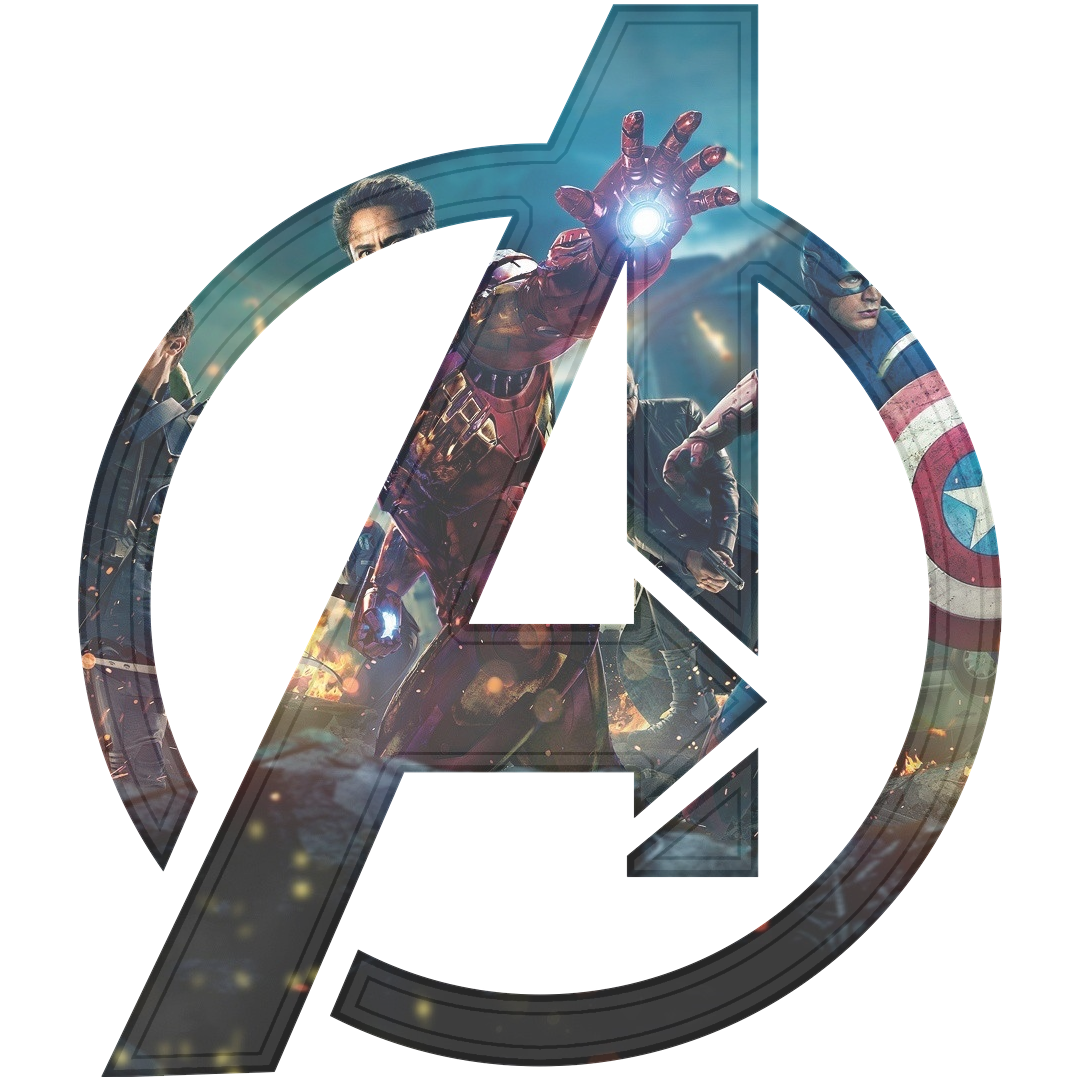Icon Svg Avengers