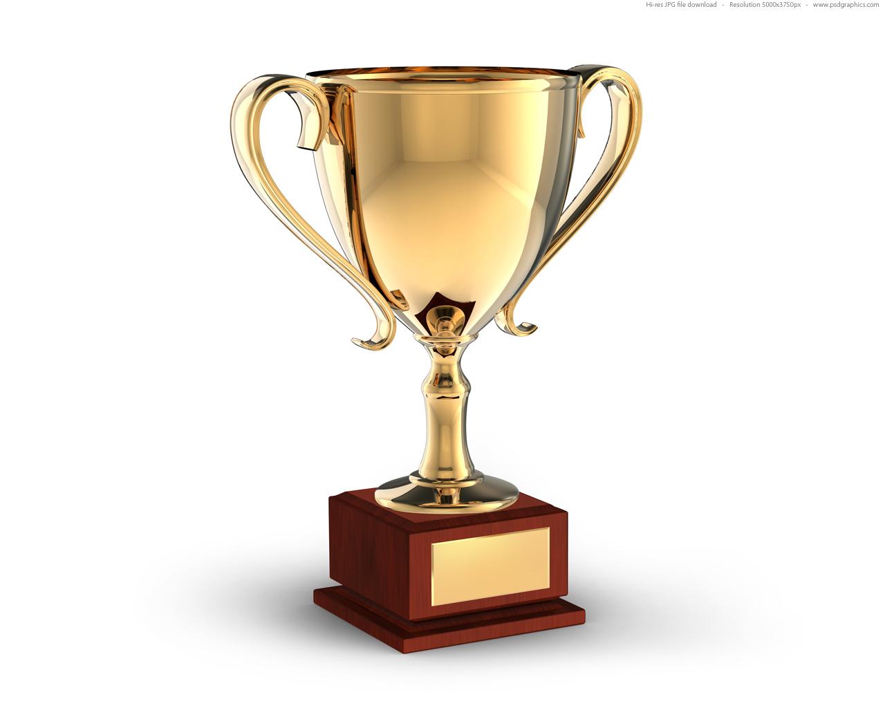 Award Trophy Png 30585