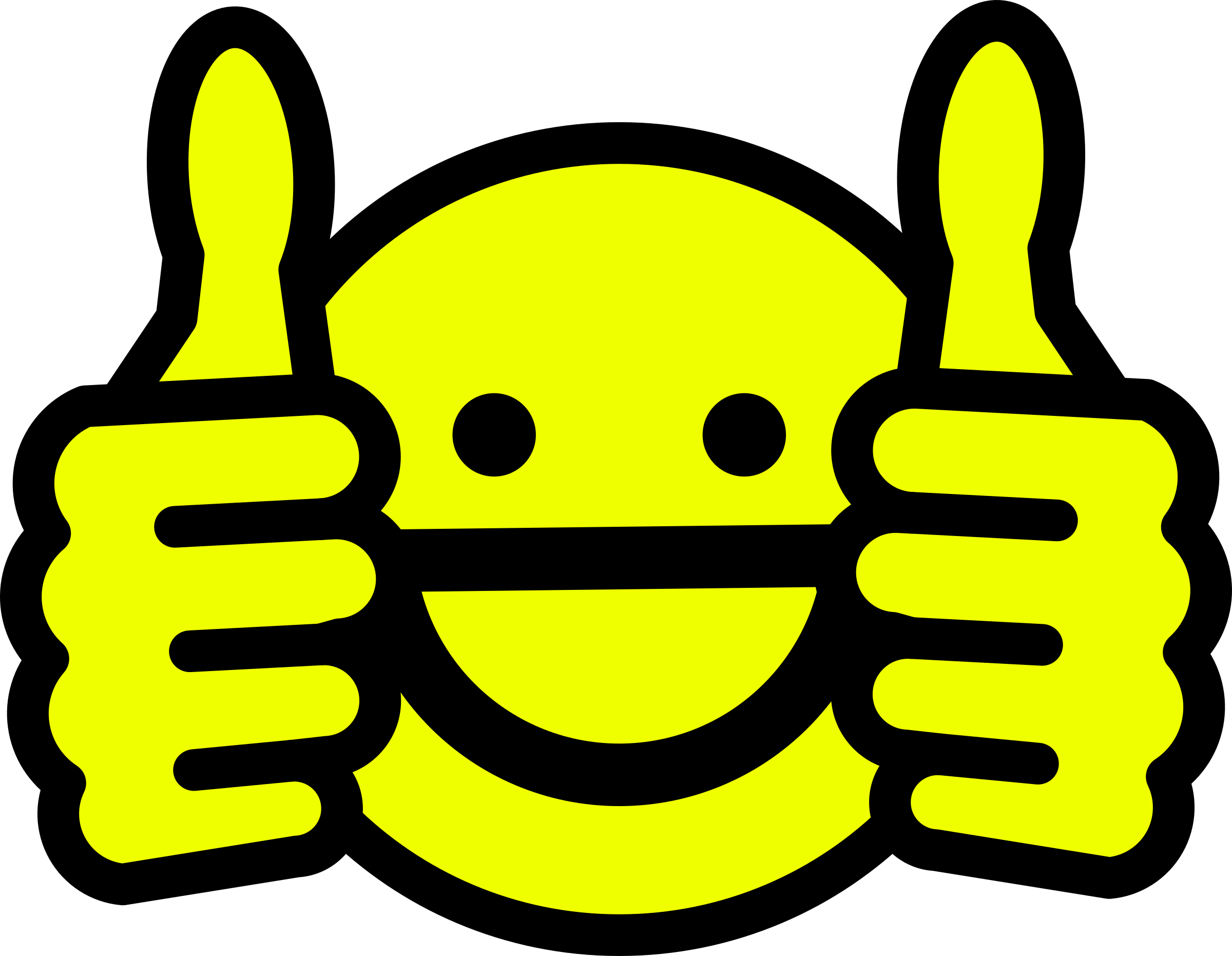 Awesome Smiley Face Png Image