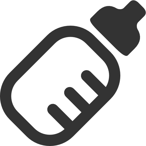 Baby Bottle Icon image #19075
