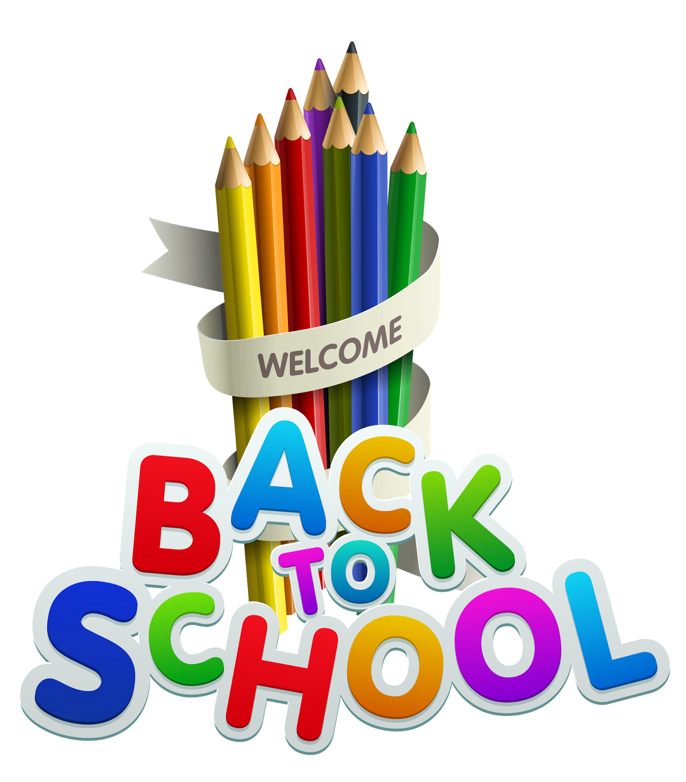 Best Free Back To School Png Image 1403x1600, Back To School HD PNG Download