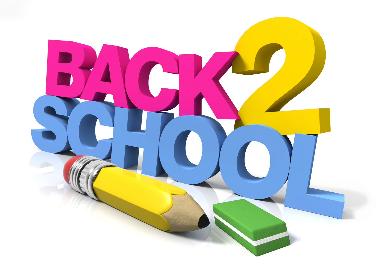 Back To School Image PNG Transparent