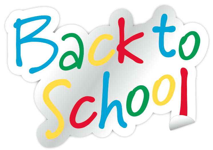 Collection Clipart Png Back To School