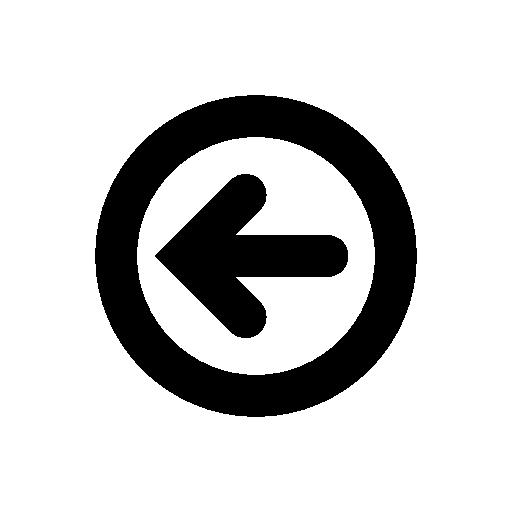 Transparent PNG Image Return Button #34573