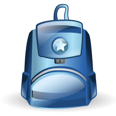 Windows Backpack For Icons image #21161