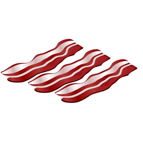 Bacon Icon Png image #44384