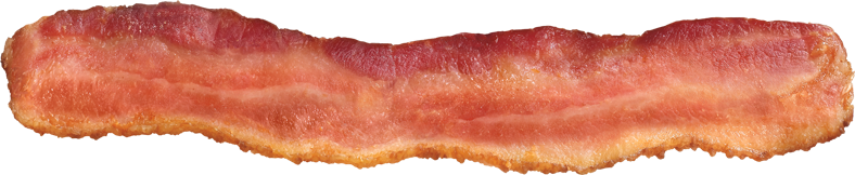 Bacon PNG File image #44371