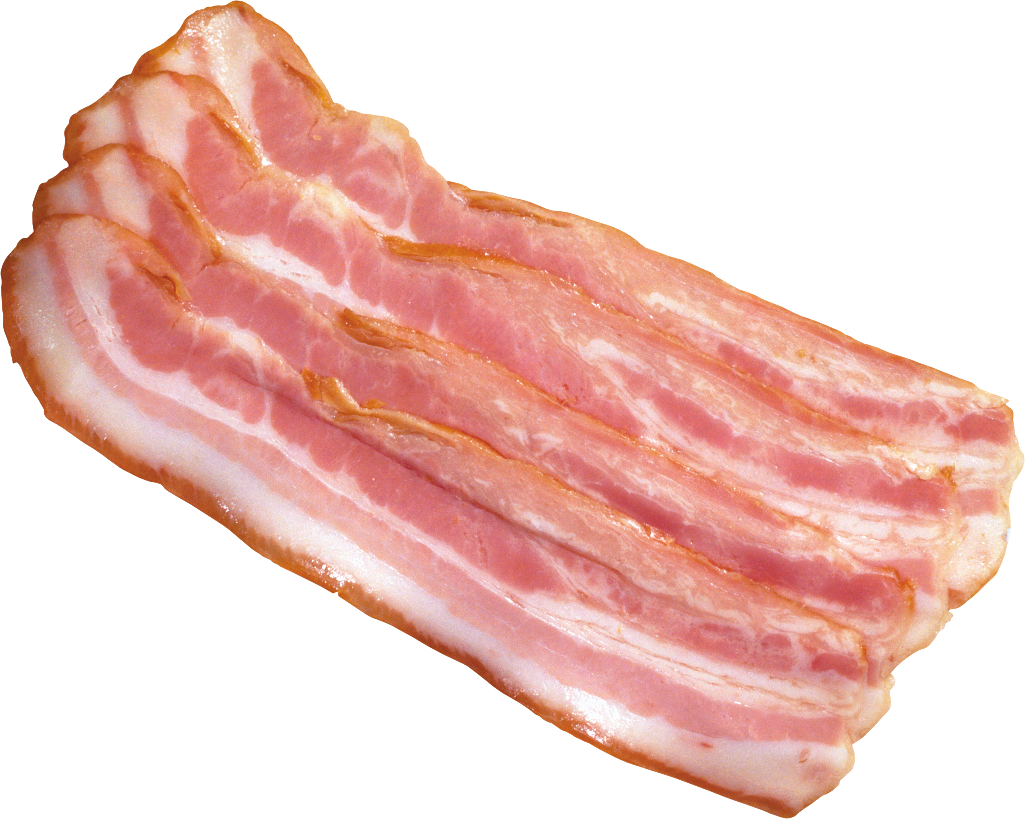 Bacon PNG image with transparent background