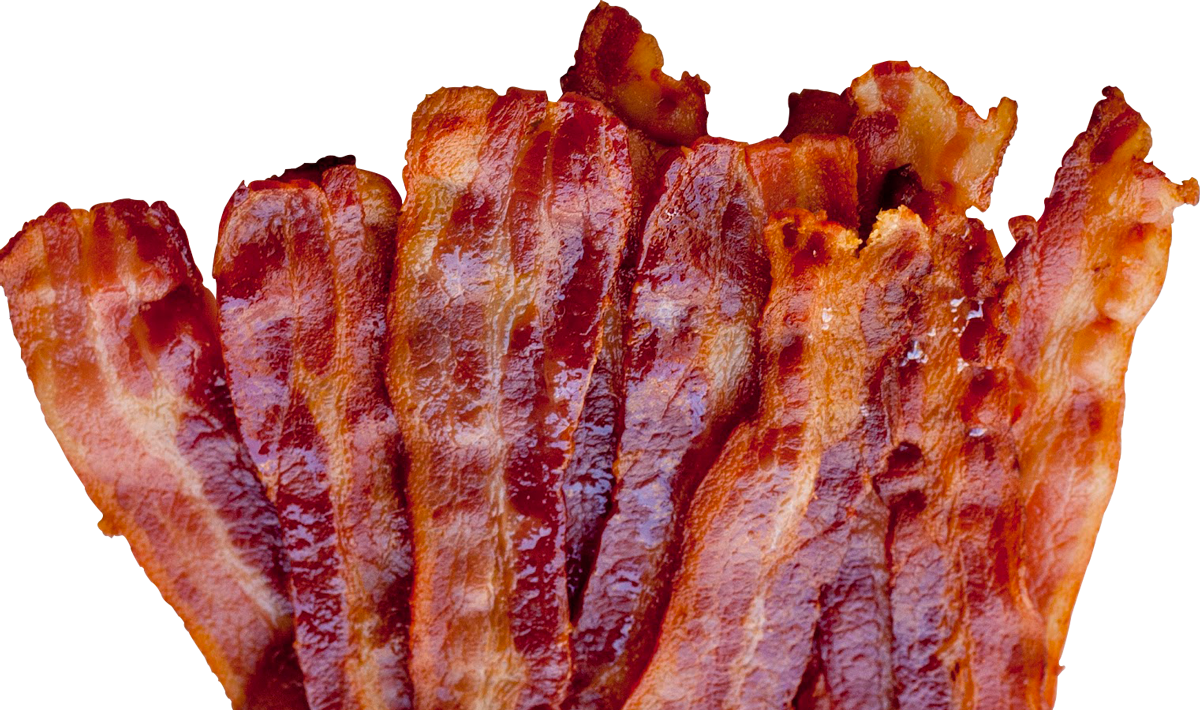 Bacon PNG Transparent image #44361