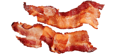 Bacon PNG Transparent Image