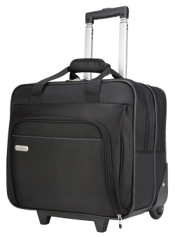 bag, black, travel transparent