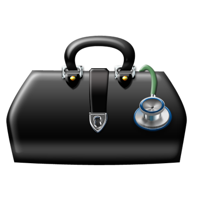 Bag, Medical, Service Icon image #6591