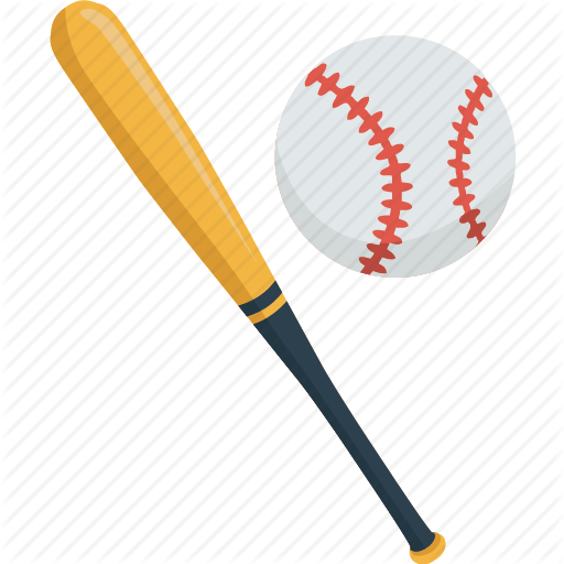 Ball, Baseball, Bat, Game, Match, Sport Icon | Icon Search Engine image #378