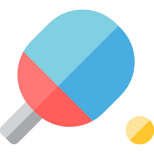 Ball, Paddle, Ping, Pong, Racket, Table, Tennis Icon image #39419