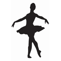 Ballet Save Icon Format
