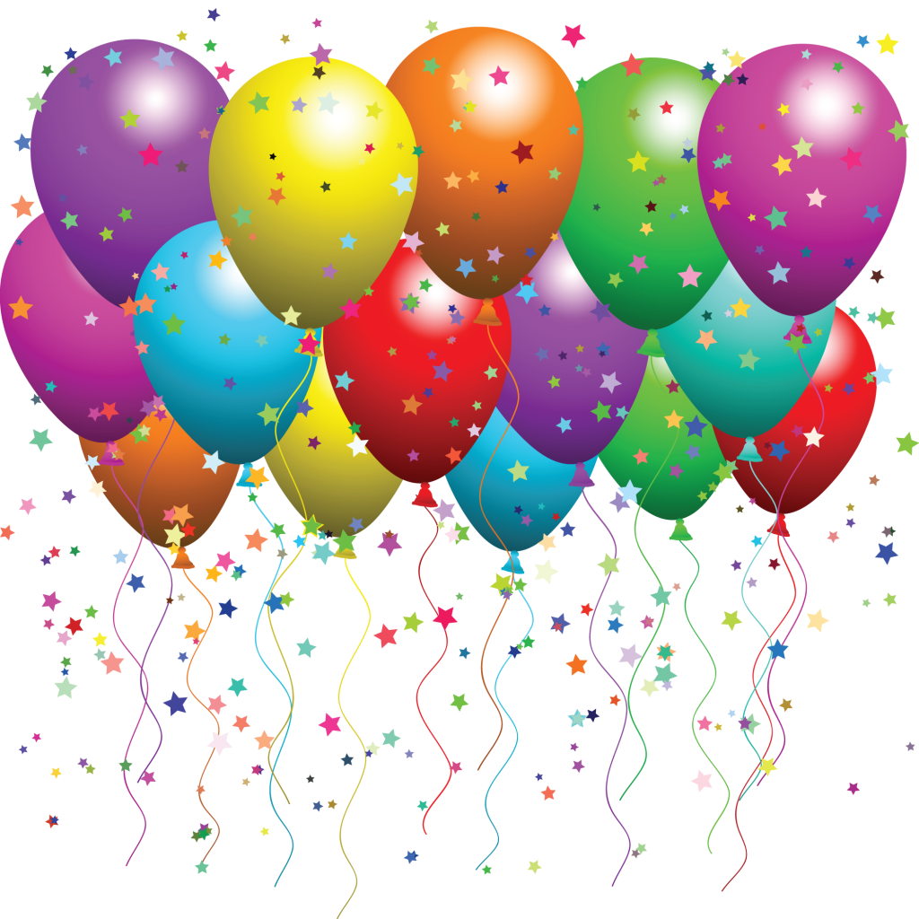 balloon celebration png