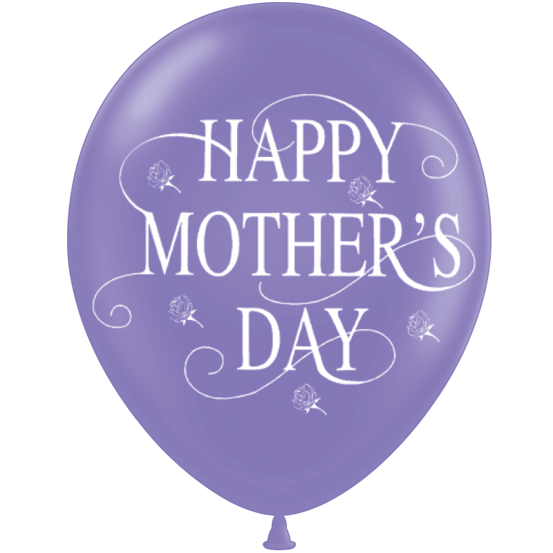 Balloon Mothers Day Png image #41086