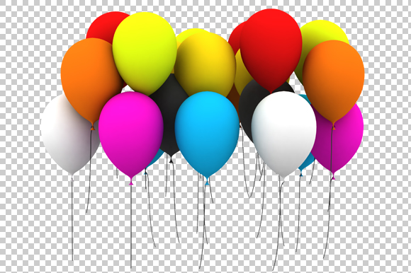 Balloon Transparent Image PNG image #28089