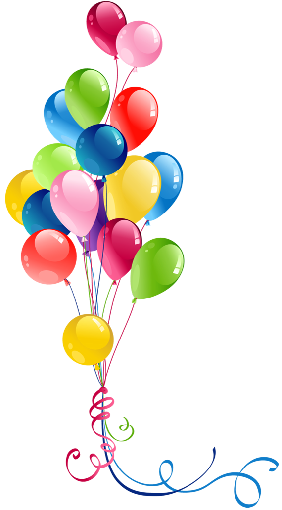 Balloon Background Png Transparent