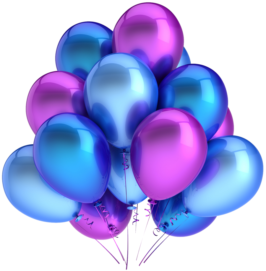 High Resolution Balloon Png Clipart image #28100