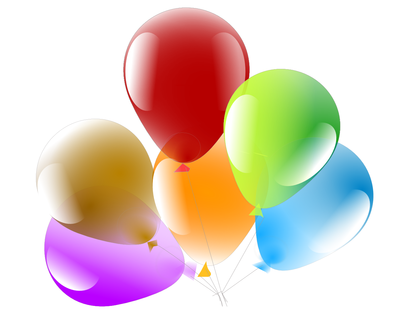 Balloon Png Transparent Background image #28104