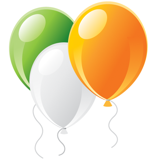 Balloons,birthday,party Icon image #16201