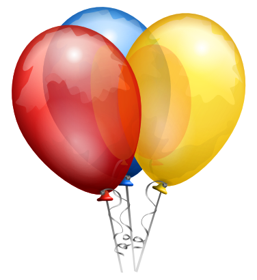Drawing Balloons Icon image #16185