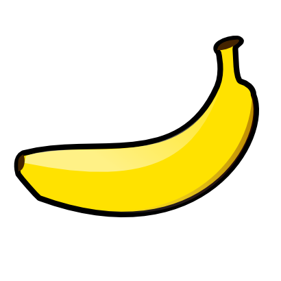 Banana Png High quality Download