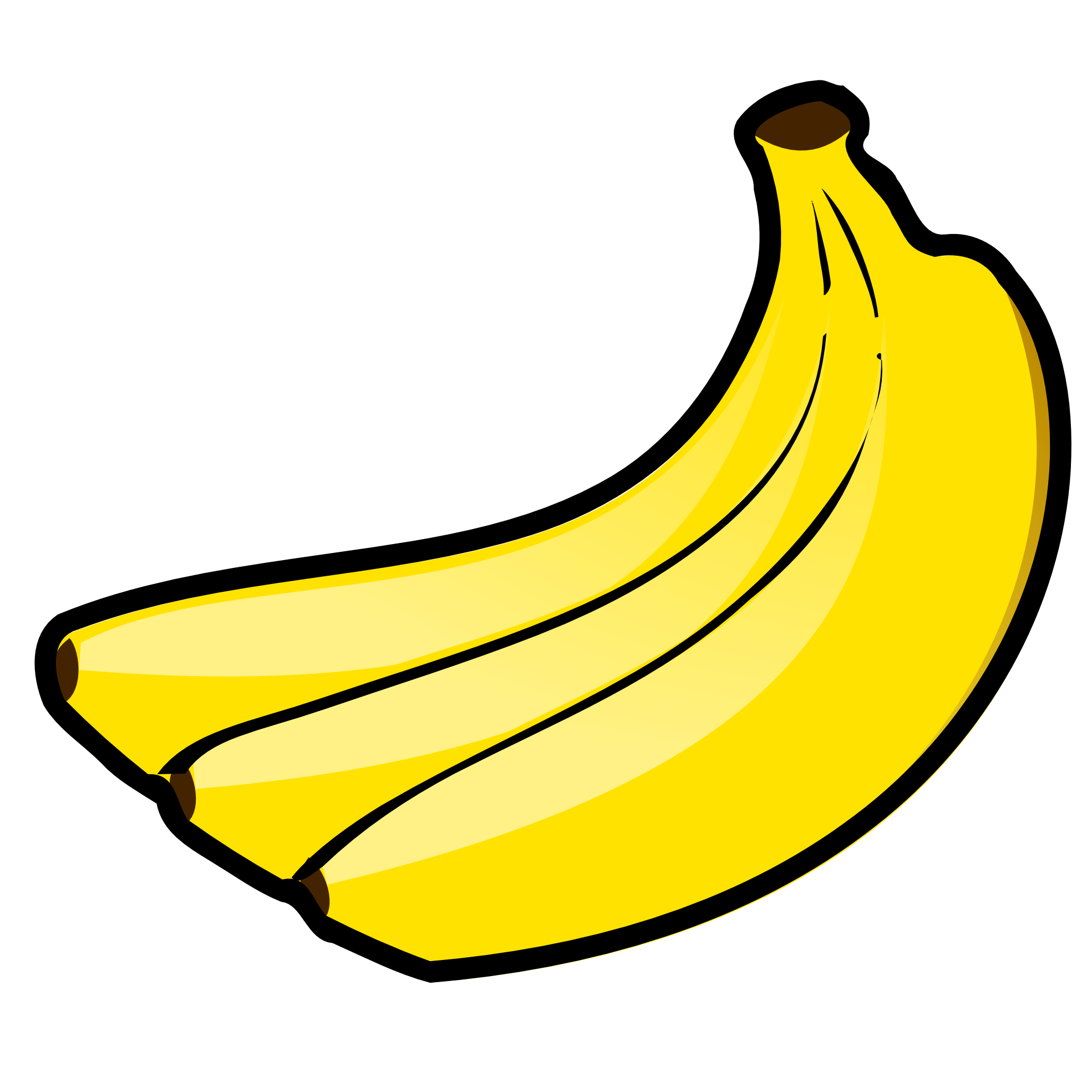 Png Banana High quality Download