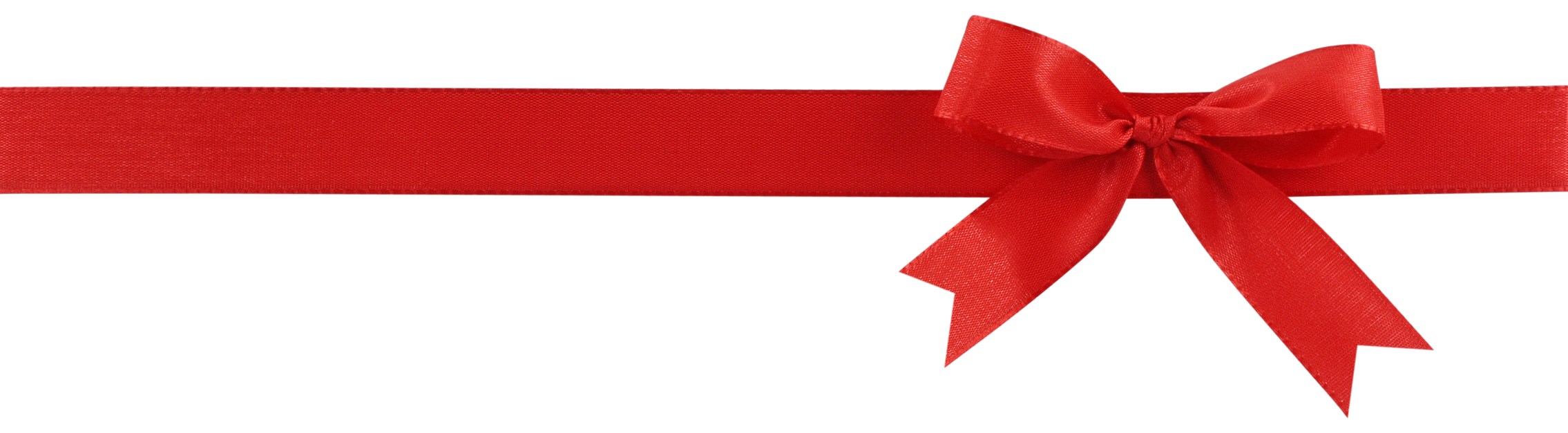 Banner Bow PNG Transparent