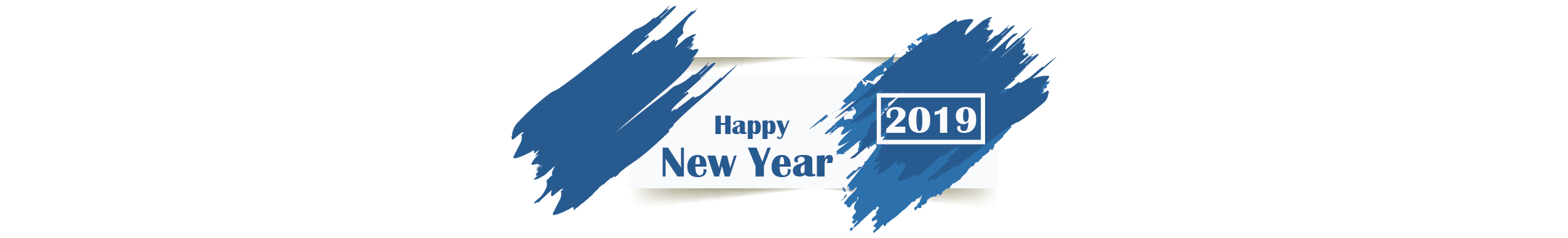 Banner Happy New Year 2019 Picture