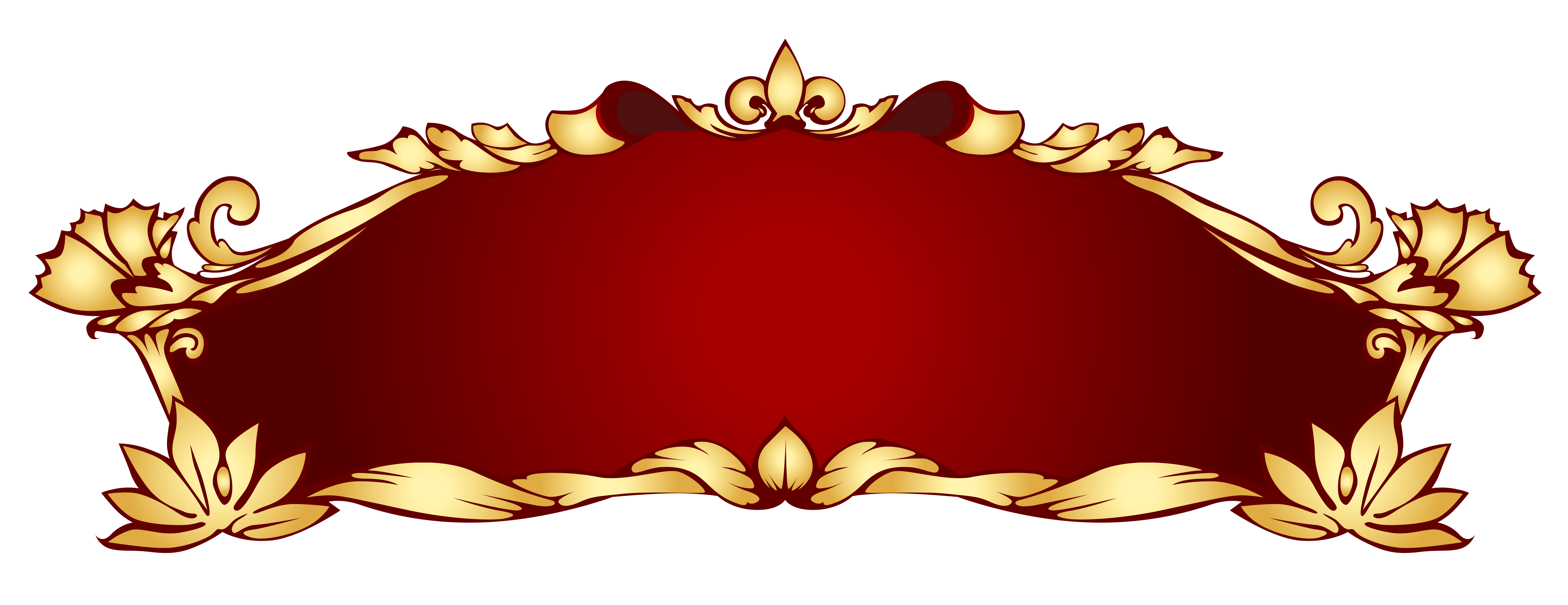 Banner Png Picture image #44833