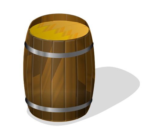 Download And Use Barrel Png Clipart image #20867