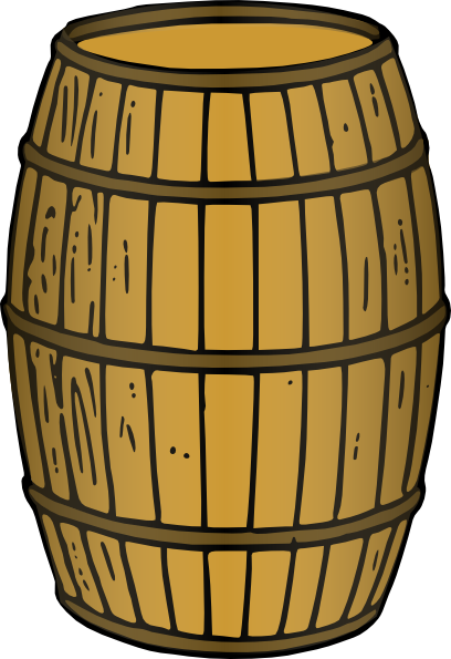 Collection Barrel Png Clipart image #20879