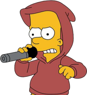 Bart Simpson Png image #39264