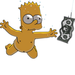 Bart Simpson Png image #39273