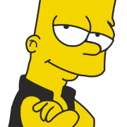 Bart Simpson Png image #39278