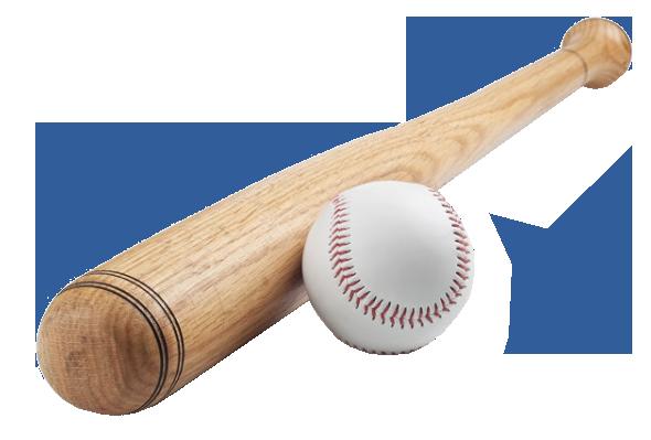 Baseball Bat And Ball Png