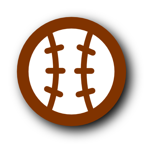 Baseball Icons, Free Icons In 2D, (Icon Search Engine) image #392