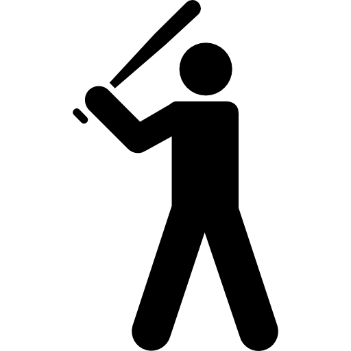 Baseball Player   Free Sports Icons image #383