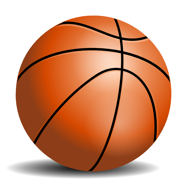 Png Basketball Collection Clipart image #26262