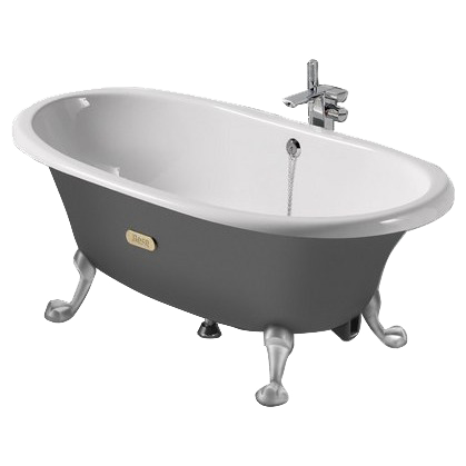 Bathtub Transparent Png image #44799