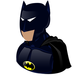 Windows For Batman Icons image #12027
