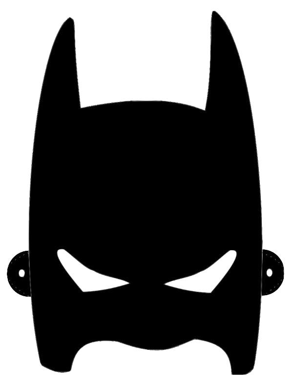 Png Transparent Background Batman Mask Hd image #38909