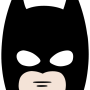 High-quality Batman Mask Cliparts For Free! image #38926