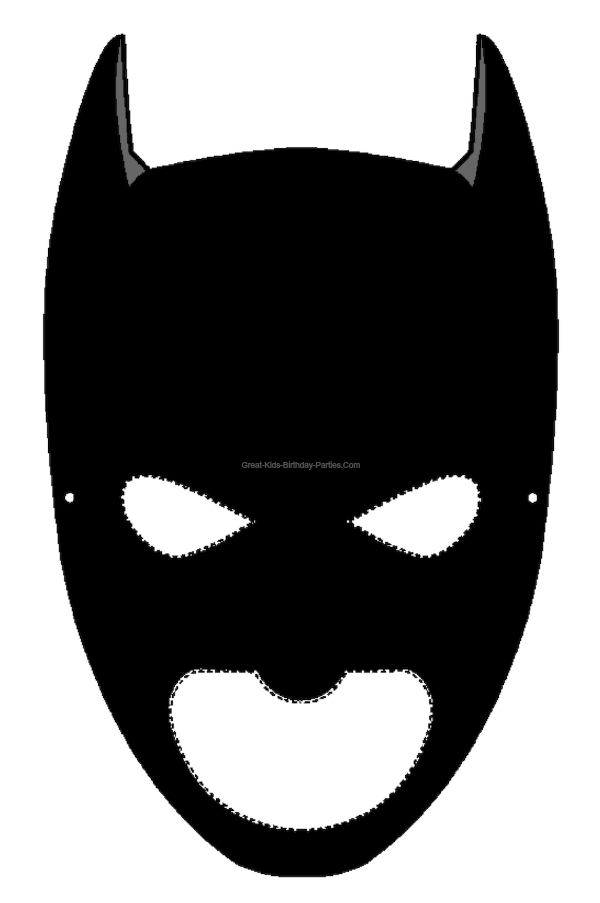 Designs Batman Mask Png image #38936