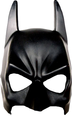 Batman Mask PNG Transparent Image image #38907
