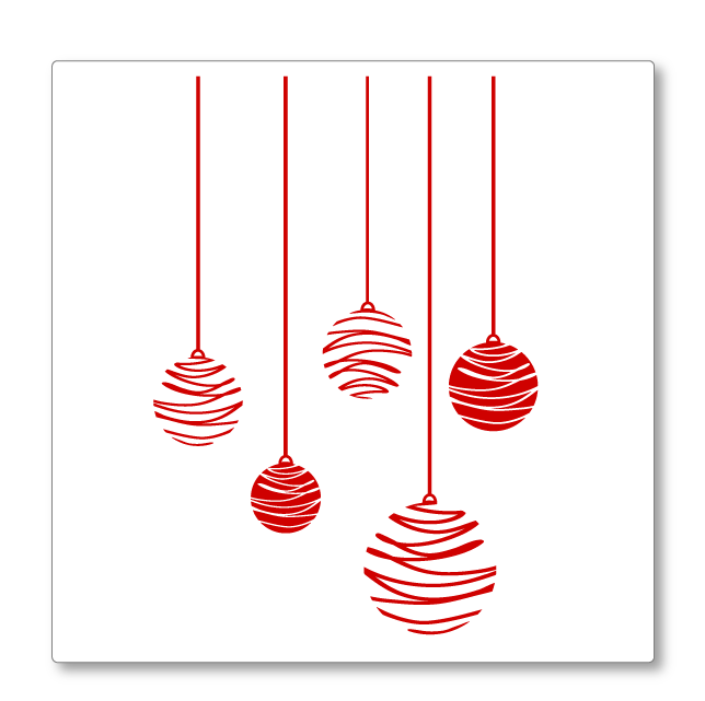 Vector Png Baubles