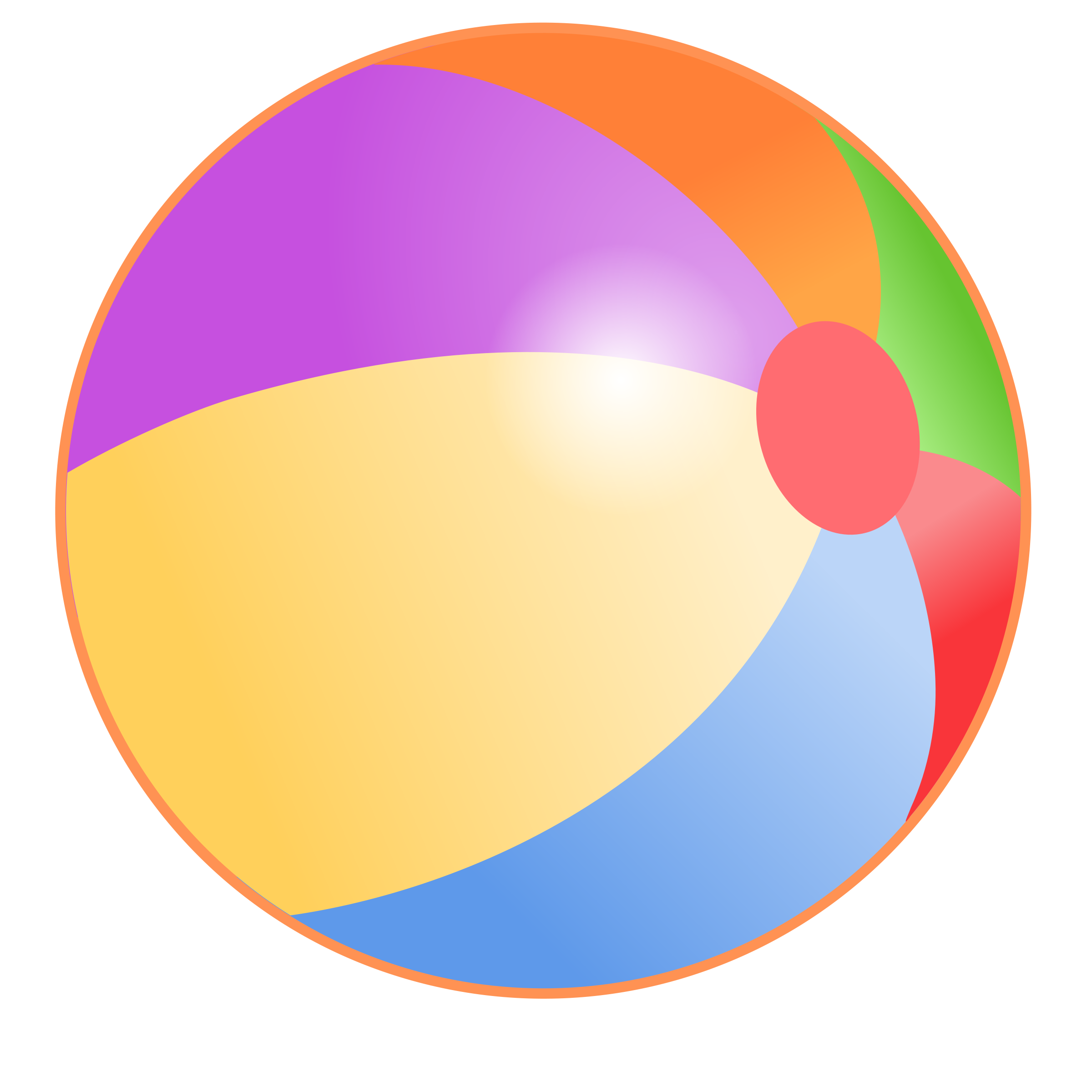 Beach Ball Sports Png image #41214